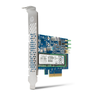 HP Unità SSD Turbo Drive 256 GB PCIe