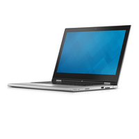 "DELL Inspiron 13 2.1GHz i3-5010U 13.3"" 1366 x 768Pixel Touch screen Argento Ibrido (2 in 1)"