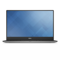 "DELL XPS 13 2.4GHz i7-5500U 13.3"" 3200 x 1800Pixel Touch screen Nero, Argento Computer portatile"