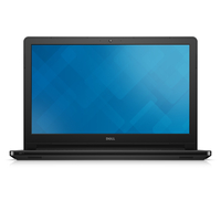 "DELL Inspiron 5558 1.5GHz 3205U 15.6"" 1366 x 768Pixel Touch screen Nero Computer portatile"