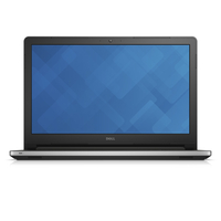 "DELL Inspiron 5558 2.2GHz i5-5200U 15.6"" 1366 x 768Pixel Touch screen Argento Computer portatile"