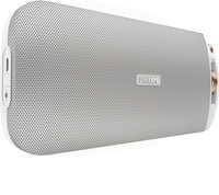 Philips BT3600W/00 Stereo portable speaker 10W Bianco altoparlante portatile
