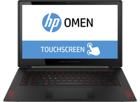 "HP OMEN 15-5210nr 2.6GHz i7-4720HQ 15.6"" 1920 x 1080Pixel Touch screen Nero Computer portatile"