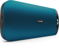 Philips BT3600A/00 Stereo portable speaker 10W Blu altoparlante portatile