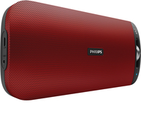 Philips BT3600R/00 Stereo portable speaker 10W Rosso altoparlante portatile