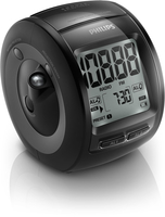 Philips AJ3800/12 Orologio Digitale Nero radio