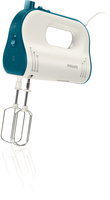 Philips Avance Collection HR1576/20 Sbattitore manuale 750W Blu, Bianco sbattitore