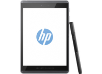 HP Pro Slate 8 32GB 4G Argento tablet