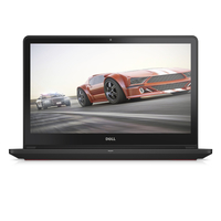 "DELL Inspiron 7559 2.3GHz i5-6300HQ 15.6"" 3840 x 2160Pixel Touch screen Nero Computer portatile"