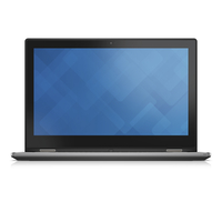 "DELL Inspiron 7353 2.5GHz i7-6500U 13.3"" 1920 x 1080Pixel Touch screen Grigio, Argento Ibrido (2 in 1)"