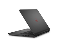 "DELL Inspiron 7559 2.6GHz I7-6700HQ 15.6"" 3840 x 2160Pixel Touch screen Nero Computer portatile"