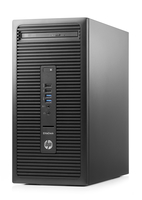 HP EliteDesk 705 G2 MT 3.5GHz A4 PRO-8350B Microtorre Nero PC