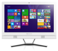 "Lenovo IdeaCentre C40-30 1.9GHz 3825U 21.5"" 1920 x 1080Pixel Bianco PC All-in-one"