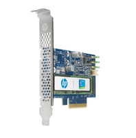 HP Unità SSD Turbo Drive G2 PCIe da 256GB