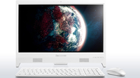 "Lenovo IdeaCentre C260 2.41GHz J1800 19.5"" 1600 x 900Pixel Bianco PC All-in-one"