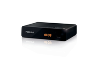 Philips DTR3000/EU Cavo Full HD Nero set-top box TV