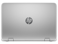 "HP Pavilion x360 13-s107nl 2.3GHz i3-6100U 13.3"" 1920 x 1080Pixel Touch screen Argento Ibrido (2 in 1)"