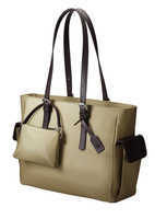 HP 14 Taupe Women Tote