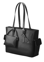HP 14 Black Women Tote