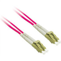 C2G 10m LC/LC Plenum-Rated 9/125 Duplex Single-Mode Fiber Patch Cable 10m Rosso cavo a fibre ottiche