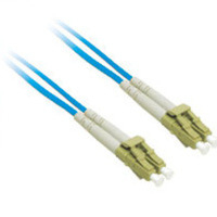 C2G 10m LC/LC Plenum-Rated 9/125 Duplex Single-Mode Fiber Patch Cable 10m Blu cavo a fibre ottiche