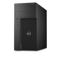 DELL Precision 3620 3.4GHz i7-6700 Mini Tower Nero PC