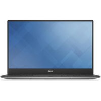 "DELL XPS 13 2.6GHz i7-6600U 13.3"" 3200 x 1800Pixel Touch screen Nero, Argento Ultrabook"