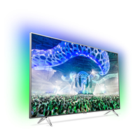 Philips 7000 series TV ultra sottile 4K Android TVT 65PUS7601/12