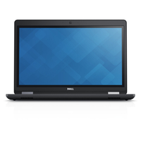 "DELL Precision 3510 2.6GHz i5-6440HQ 15.6"" 1920 x 1080Pixel Nero Workstation mobile"