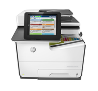 HP Multifunzione PageWide Enterprise Color 586f