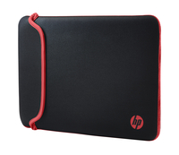 HP 13.3 Black/Red Neoprene Sleeve