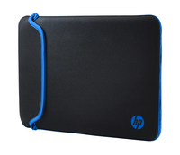 HP 13.3 Black/Blue Neoprene Sleeve