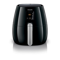 Philips Viva Collection HD9236/20 Singolo Indipendente Low fat fryer 1425W Nero friggitrice