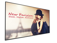 "Philips Signage Solutions 55BDL4050D/00 Digital signage flat panel 55"" LED Full HD Wi-Fi Nero signage display"
