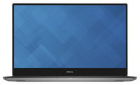 "DELL XPS 9550 2.6GHz i7-6700HQ 15.6"" 1920 x 1080Pixel Touch screen Nero, Argento Computer portatile"