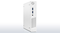 Lenovo IdeaCentre 200 1.7GHz 3215U PC di dimensione 1,1L Bianco Mini PC