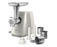 Philips Viva Collection HR2723/20 1800W Argento, Bianco tritacarne