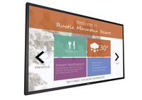 "Philips Signage Solutions 43BDL4051T/00 Digital signage flat panel 42.5"" Full HD Wi-Fi Nero signage display"