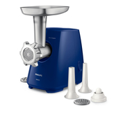 Philips Viva Collection HR2722/11 500W Blu tritacarne
