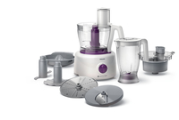 Philips Viva Collection HR7757/01 1000W 3.4L Bianco robot da cucina