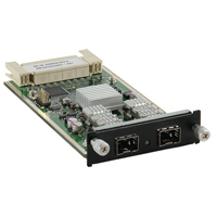 DELL Dual Port SFP+ Module convertitore multimediale di rete