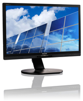 "Philips Brilliance 221B6QPYEB/27 21.5"" AH-IPS Nero monitor piatto per PC LED display"