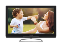 "Philips 3000 series 24PFL3951/V7 24"" Full HD Nero, Argento LED TV"
