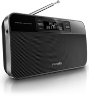 Philips AE5200/05 Portatile Nero radio