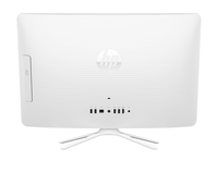 "HP 22-b065na 2GHz A6-7310 21.5"" 1920 x 1080Pixel Touch screen Bianco PC All-in-one"