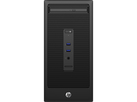 HP 280 MT 3.4GHz i7-6700 Microtorre Nero PC