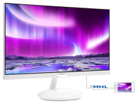 "Philips Moda 275C5QHGSW/93 27"" Full HD AH-IPS Lucida Bianco monitor piatto per PC"