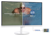 "Philips 277E7EDSW/93 27"" Full HD AH-IPS Lucida Bianco monitor piatto per PC"