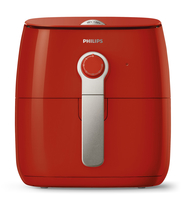 Philips Viva Collection HD9623/31 Singolo Low fat fryer 1425W Grigio, Rosso friggitrice