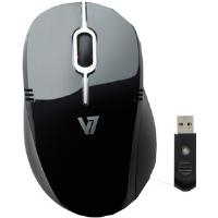 V7 3-Button Wireless Optical Mouse RF Wireless Ottico 800DPI mouse